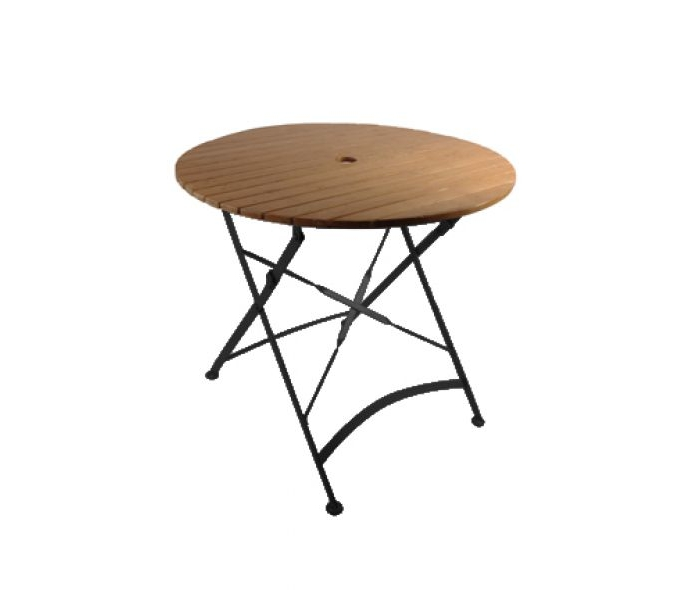 Table pliante de jardin