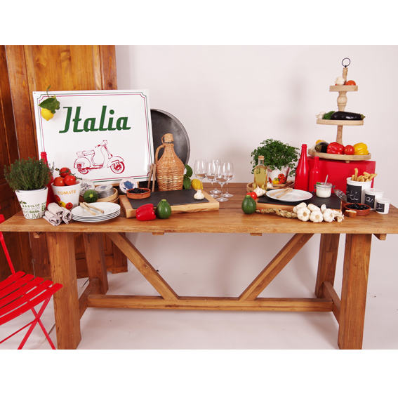 Pack de décoration buffet Italia