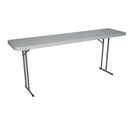 Table plateau PVC 180*45*75