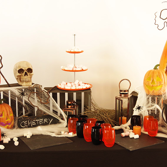 Pack de décoration Halloween
