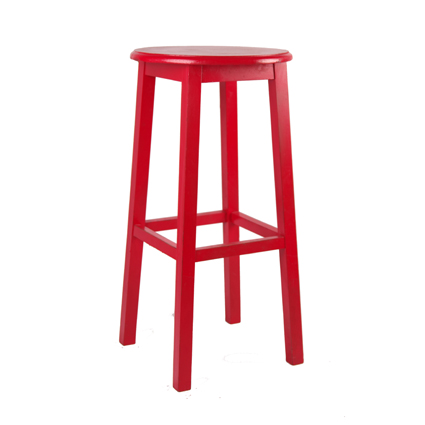 Tabouret Red