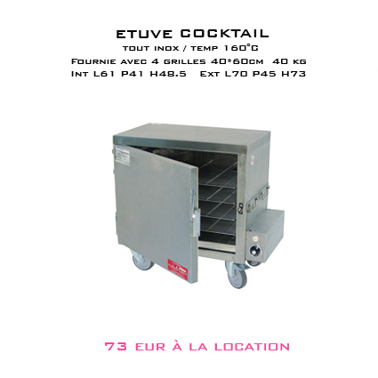 Etuve cocktail